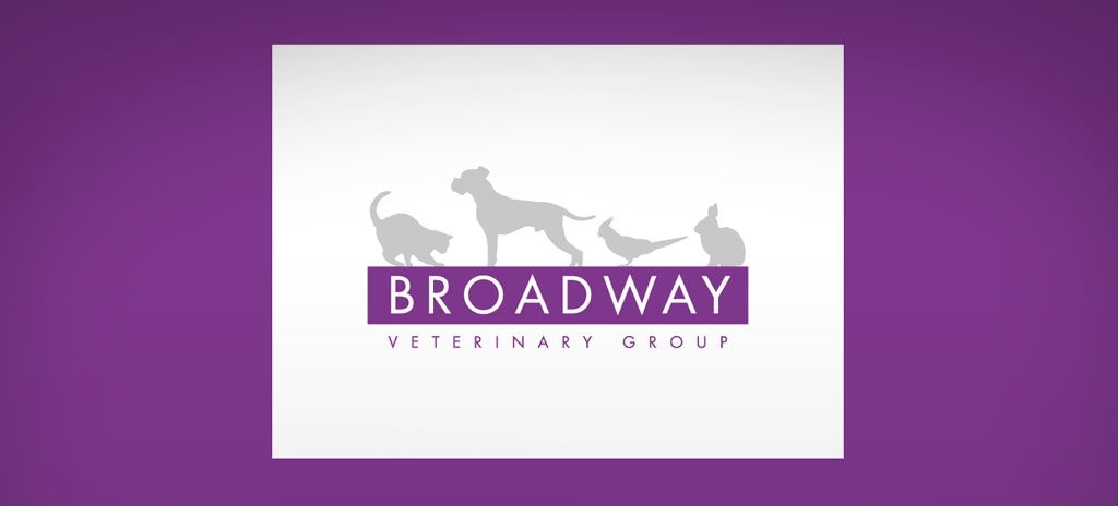 Logo design - Broadway Veterinary Group